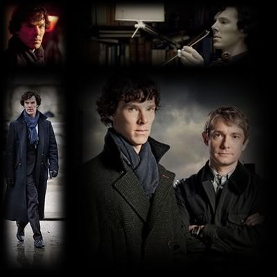 Sherlock Edits Page