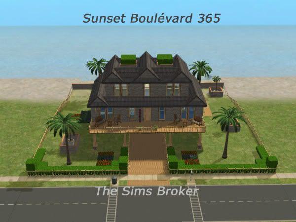 The Sims Broker Boulevard
