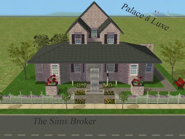 The Sims Broker Palace