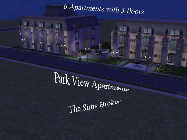 The Sims Broker ParkView
