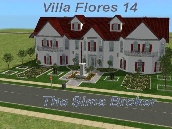 The Sims Broker VillaFlores