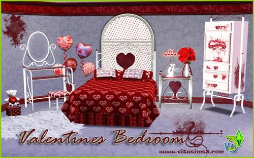 Las mejores Finds Enero 2010 Valentines20Bedroom