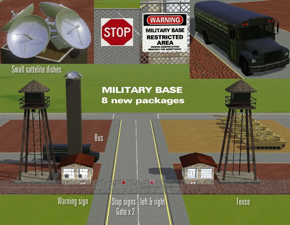 .:.Finds Sims 3 .:. 17 - Noviembre -2010  Militarybase2