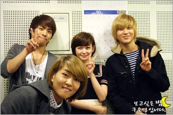 [Radio] 101028 Onew, Jonghyun, Taemin - MBC Radio 1288234142night411010281