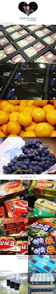 [PICS] 31.10.10 một số món quà về đồ ăn từ fan của onew dành cho ROA 1973141f4cc694d78695f9