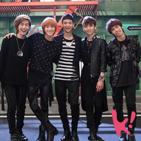 """[NEWS] [02.11.2010] SHINee sẽ tổ chức một buổi tiệc dành cho fan và """"tấn công"""" hệ thống tàu điện ngầm tại Đài Loan 8dfcb3d84ea0cb4db2f5f3d"""