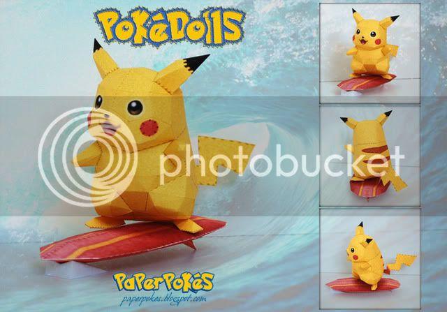 POKEDOLLS - update 25/03 Pikachu-Surfdoll