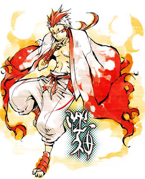 Moegami [Death Scythe] Human-Moegami-okami-amaterasu-7255968-487-600