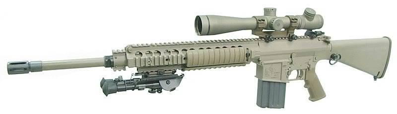 One X - ' Bronco ' M110sasssniper