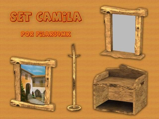 Set Camila por pilar39mx Muestracamila