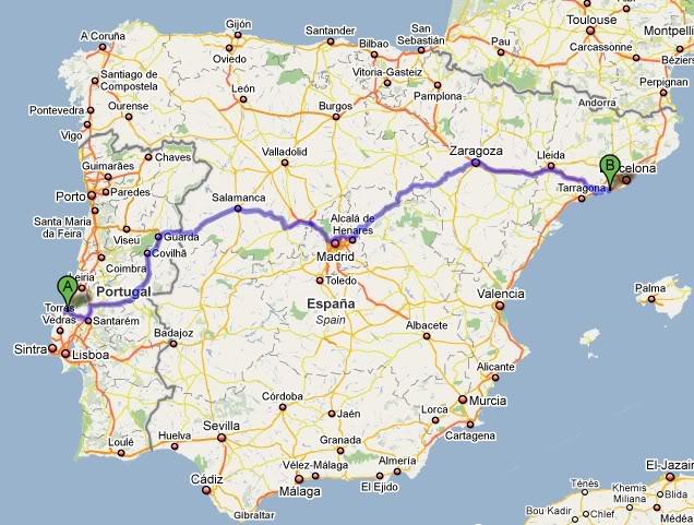 Barcelona Mapa_ida