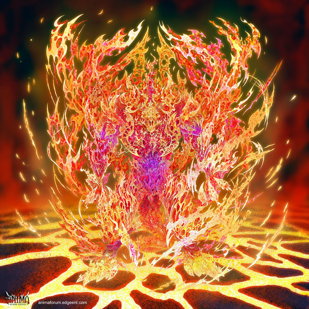 Cross over: Legacy of the Grand Star: Hope of the Future. - Page 2 Anima__Fire_elemental_Boss_by_Wen_M1