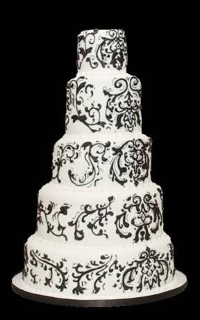 B-Day Corner!!  - Page 3 Black-and-white-wedding-cakes21