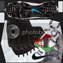 Boots by taraji NikeT90LaserIIIEliteWhiteBlackWindchildRooney-2