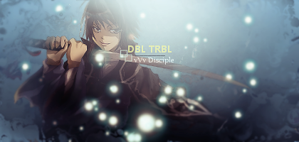 Can i get a sig? DBLTRBL-1