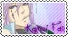 Taller de Zero Kamui-fan-stamp-xD