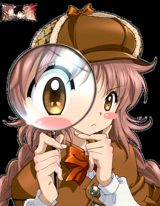 Taller de Zero Kobato-detective-mega-render
