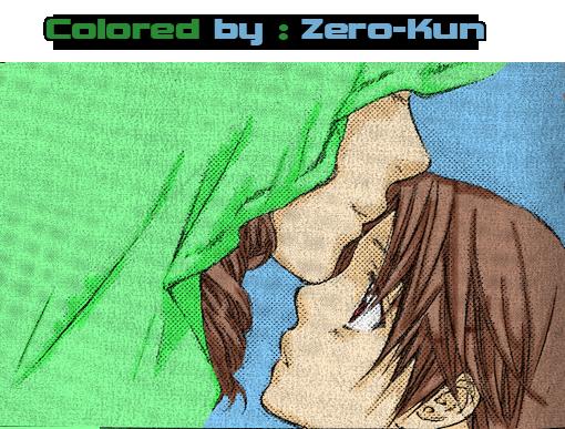 Taller de Zero Coloreado-Kiss