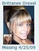 Brittanee Drexel, What happend to this Teen?/ Family has created an official Web site for Brittanee/4.25 w/be 3 Years since Brittanee has been missing. New tips have created a new search!!/Traffic tickets proves POI near Drexel's last known location!!  - Page 2 Brittney-1