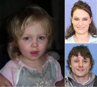 Heavenly Echo Erickson, abducted, found alive in Mexico City with her mother Heavenly