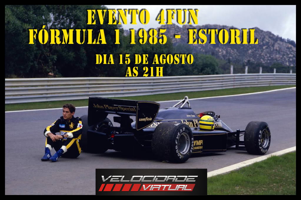 Fórmula 1 Clássica - F1 1985 em Estoril 4fundeAgosto