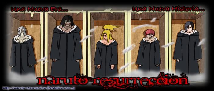 Naruto, La Resurrección