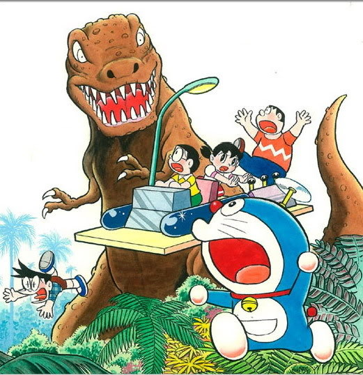 [Wiki] Doraemon: Nobita's Dinosaur 2006 1980