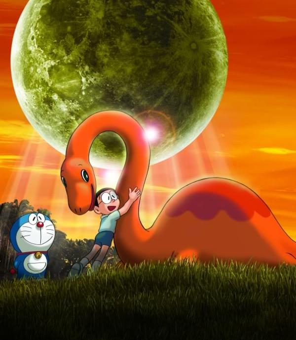 [Wiki] Doraemon: Nobita's Dinosaur 2006 Nobitas-Dinosaur