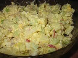 Salad khoai tây [Nga] Sfh