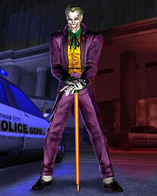 Hero Of The Night (Open ~ Mature) Joker