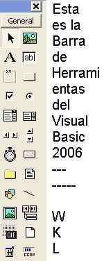 Tutorial y Introduccion Visual Basic... Herramientas