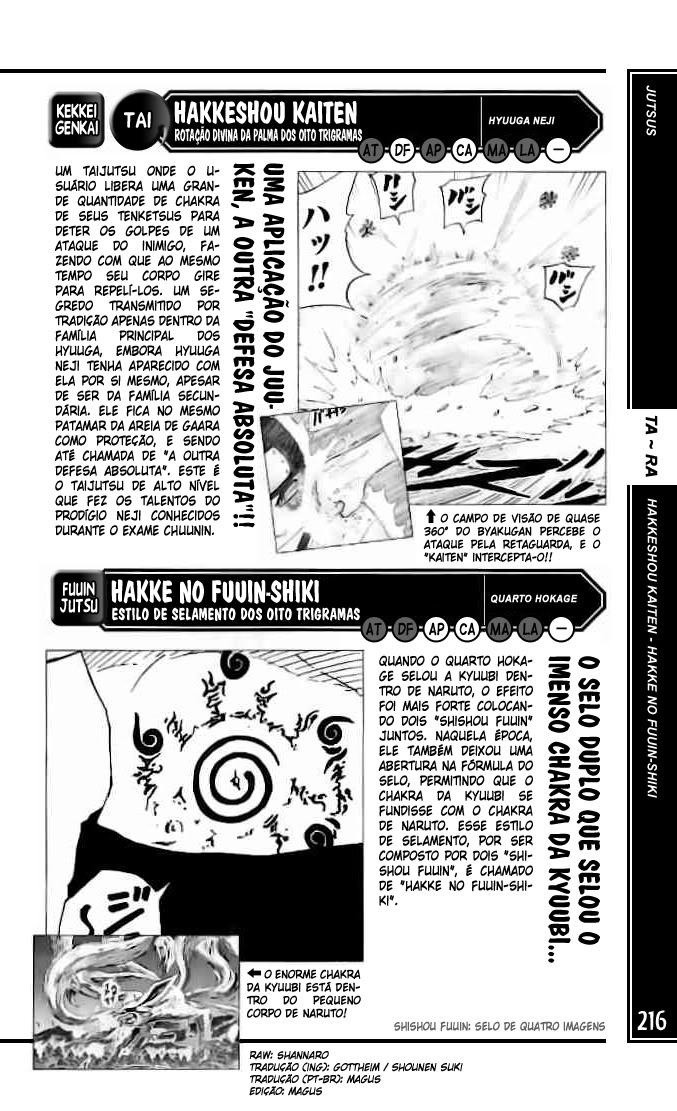 Naruto poderia usar o Torii Fuuin à vontade? 216