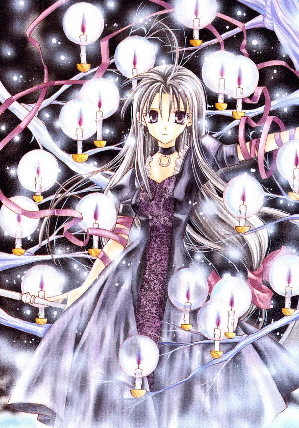 [Full Moon wo Sagashite] Mitsuki - Candle Edition T4