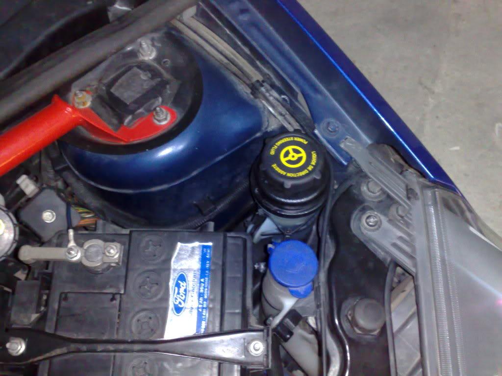 [TUTORIAL] Montaje radiador direccion asistida 141020103426