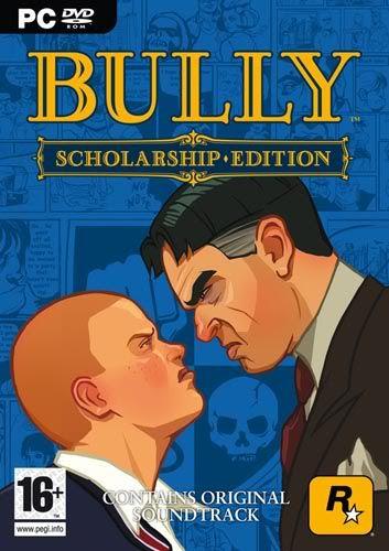 اقدم لكم الاسطورة Bully على PC على أكثر من سيرفر Bullyscholarshipedition