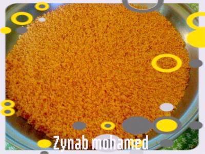 بالصور / طريقة تحضير الكسكسي الليبى   200810313080-001