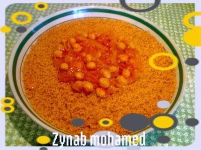 بالصور / طريقة تحضير الكسكسي الليبى   200810313086-001