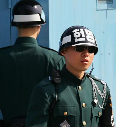 Republican Guard Helmet PanmunjomHostNNSCFirstTimeAfterNorthnq_R3R4salhl
