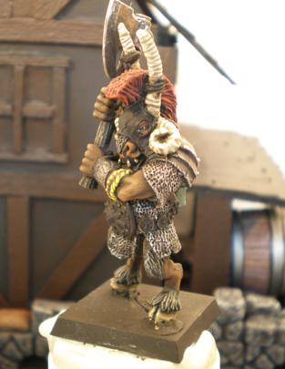 beastmen - Ordo Sep's Beastmen (WIP) Picture16