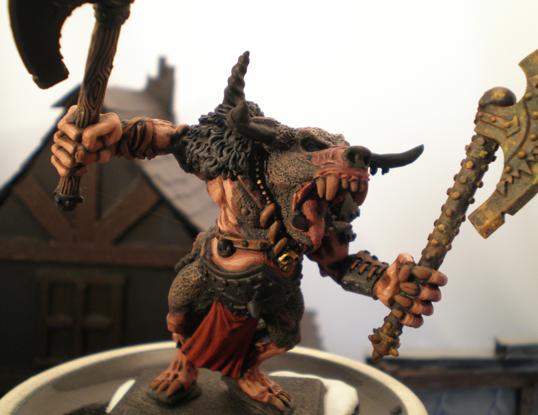 beastmen - Ordo Sep's Beastmen (WIP) Picture21