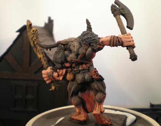 beastmen - Ordo Sep's Beastmen (WIP) Picture22