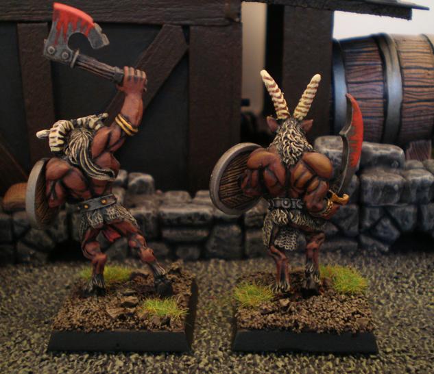 beastmen - Ordo Sep's Beastmen (WIP) Picture5