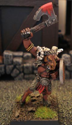 beastmen - Ordo Sep's Beastmen (WIP) Picture7