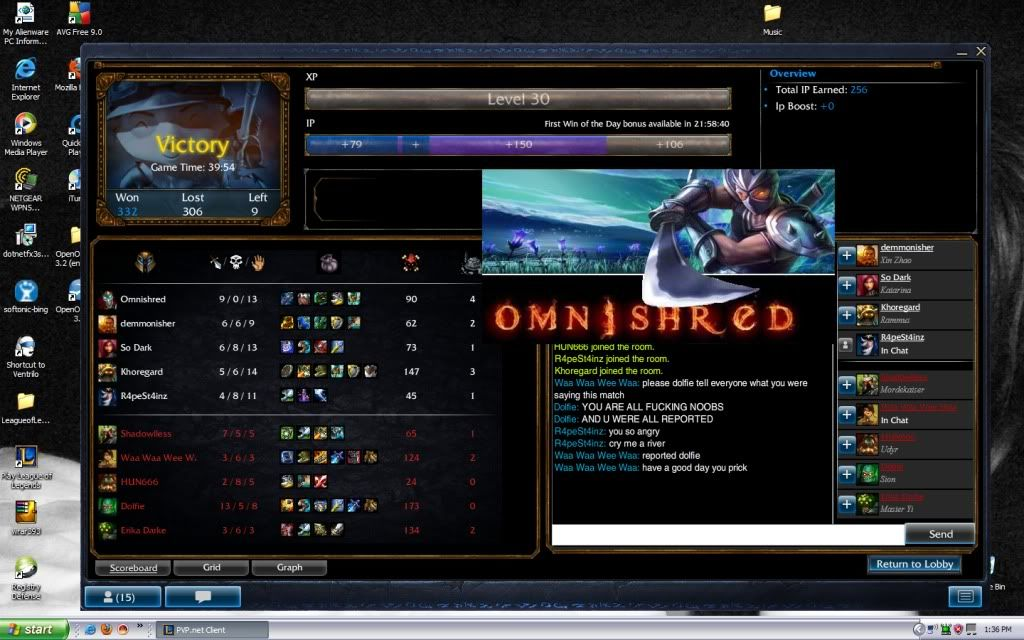 Omnishred - Screenshots Lolistillpwnwithshaco