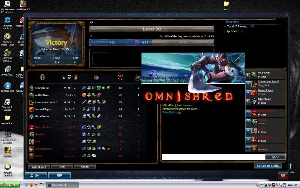 Omnishred - Screenshots Shacorickroll