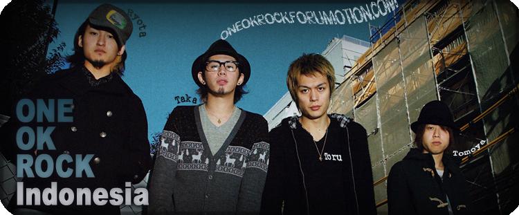 ONE OK ROCK Indonesia !