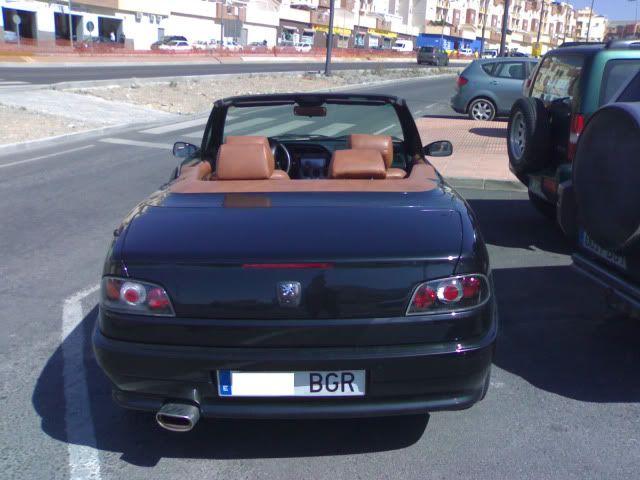 [ FOTOS ] Avistamiento 306 cabrio negro en Almeria 27032010004