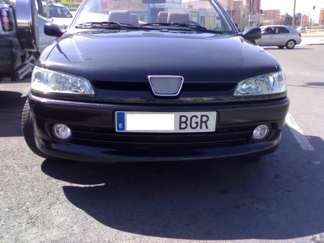 [ FOTOS ] Avistamiento 306 cabrio negro en Almeria 27032010006