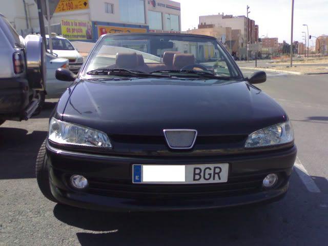 [ FOTOS ] Avistamiento 306 cabrio negro en Almeria 27032010007
