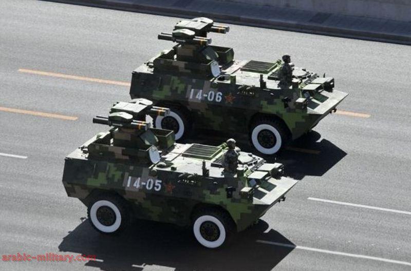 التنين الصينى المدرعة HJ-9 صائدة الدبابات المذهلة ! 2-3